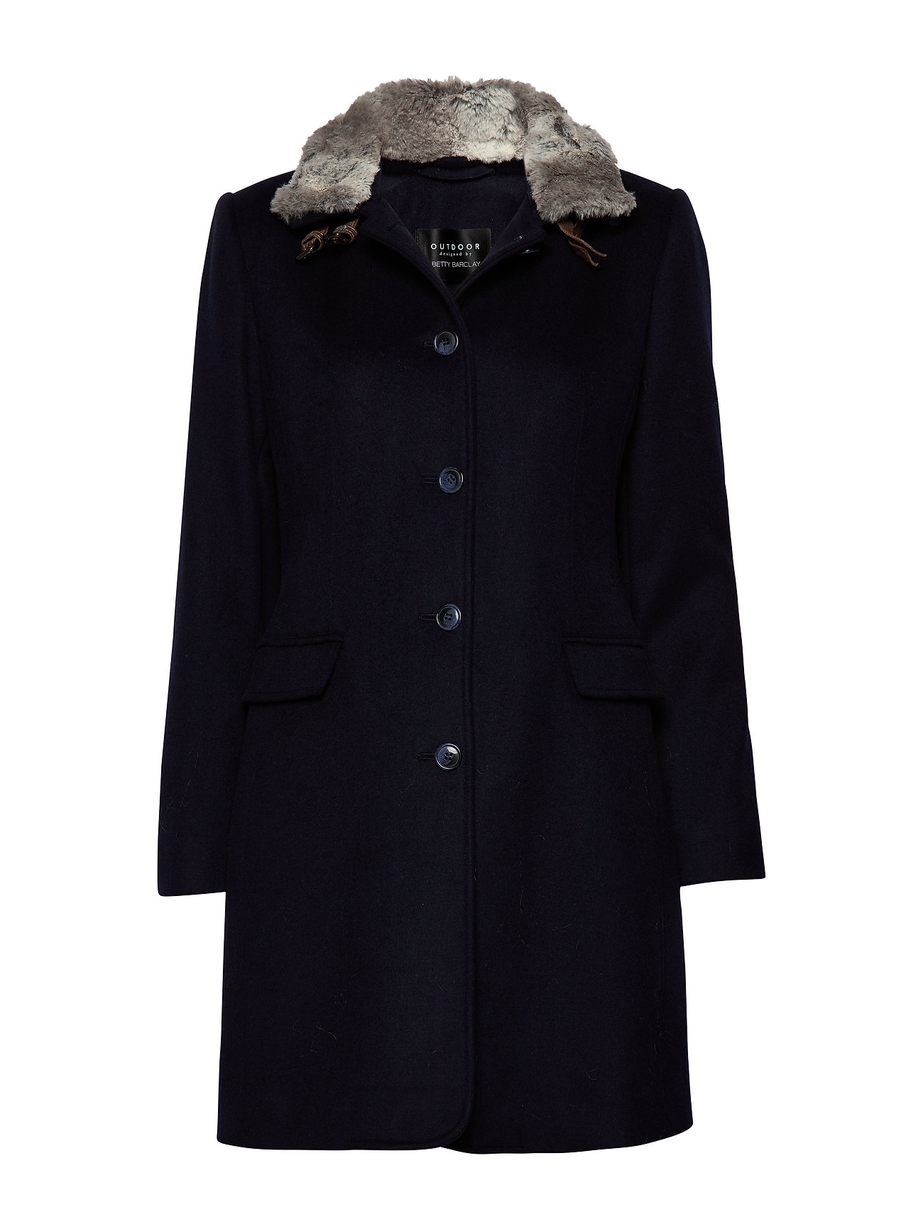 Betty Barclay Jacket Wool - DEEP NAVY