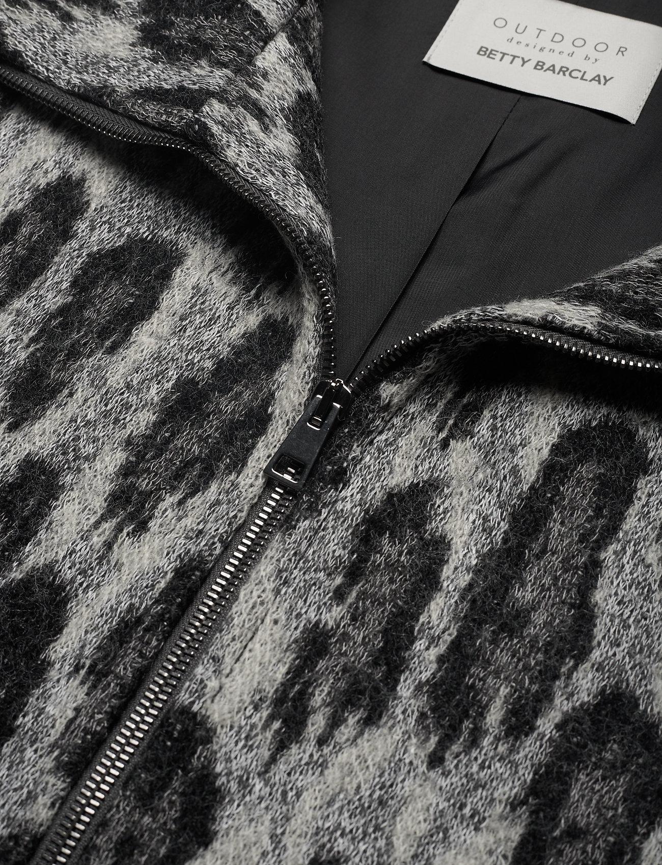 Jacket Wool (Cream/black) (1459.60 kr) - Betty Barclay