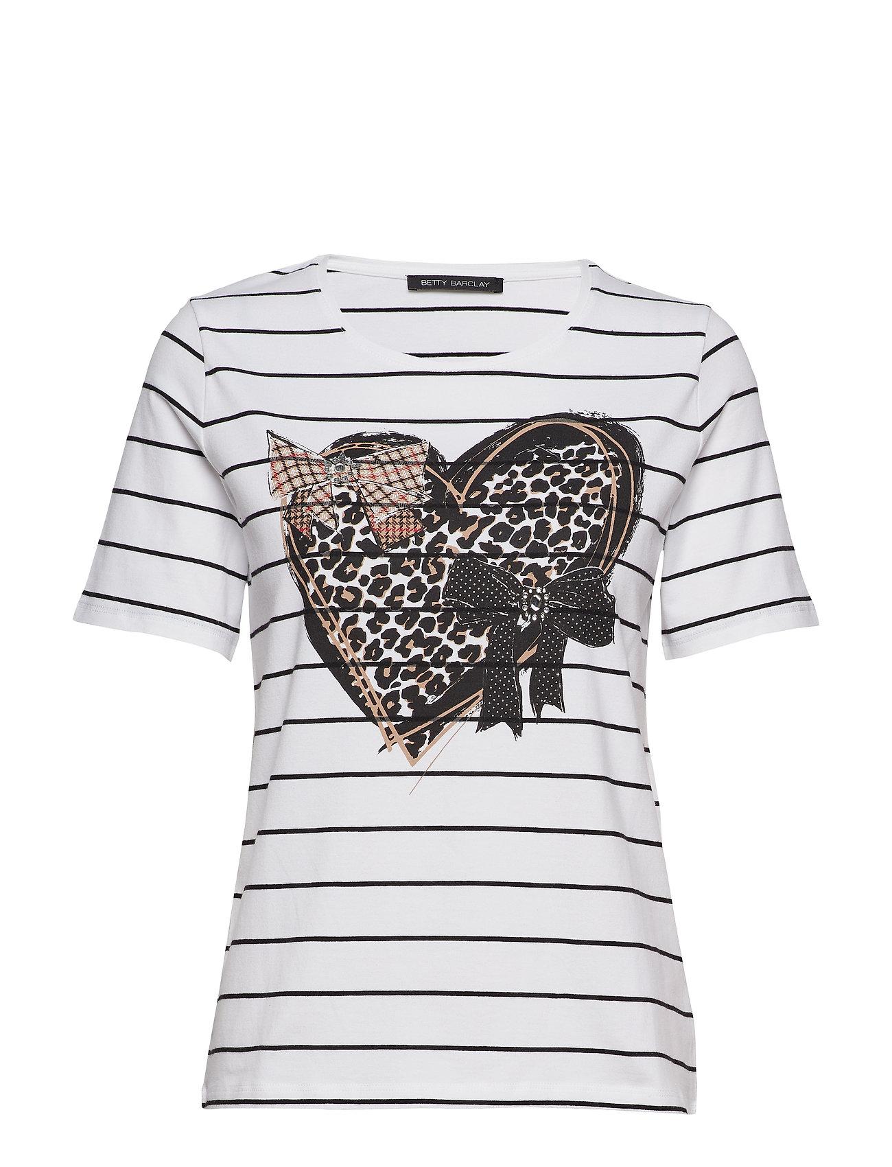 1 Barclay Sleevewhite blackBetty Shirt Short 2 4qS3Rc5jLA