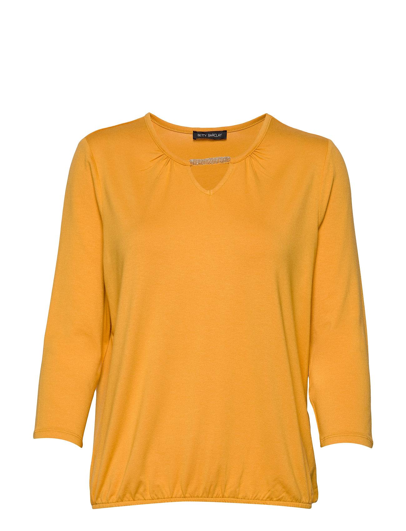 Betty Barclay Shirt Short 3/4 Sleeve - GOLDEN GLOW