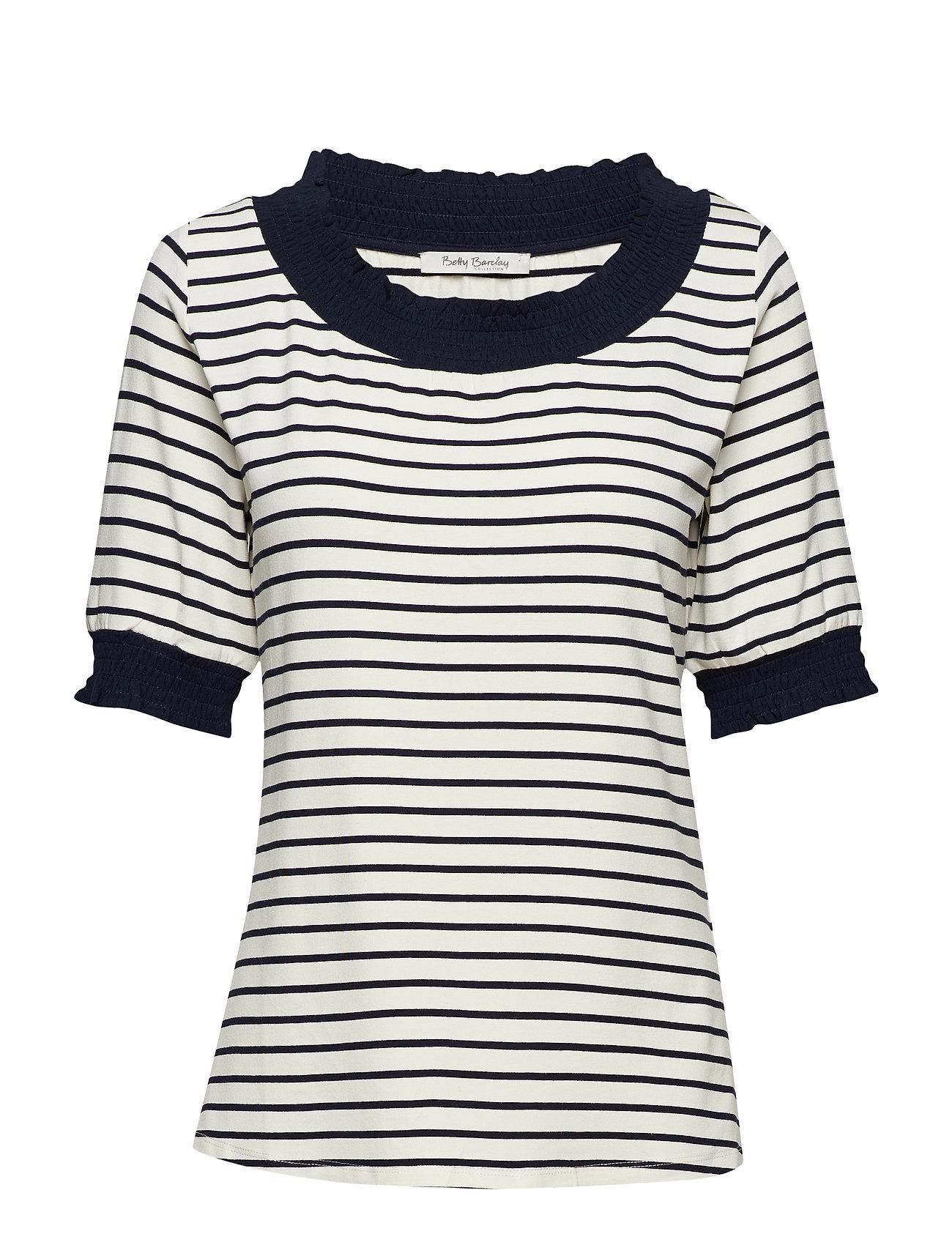 Barclay Shirt Sleevecream 1 Long BlueBetty 2 dark EDIH2WY9