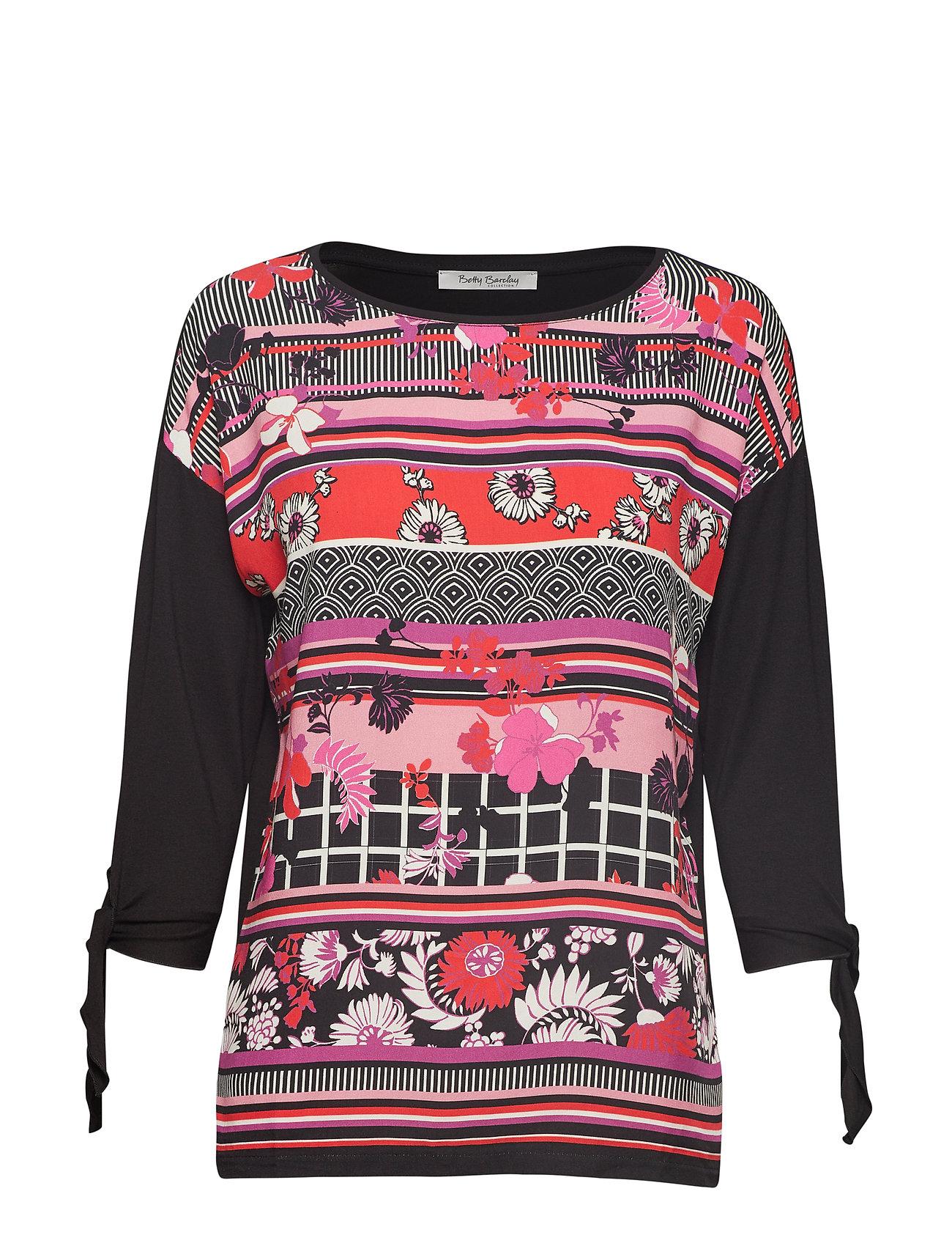 Betty Barclay shirt - BLACK/PINK