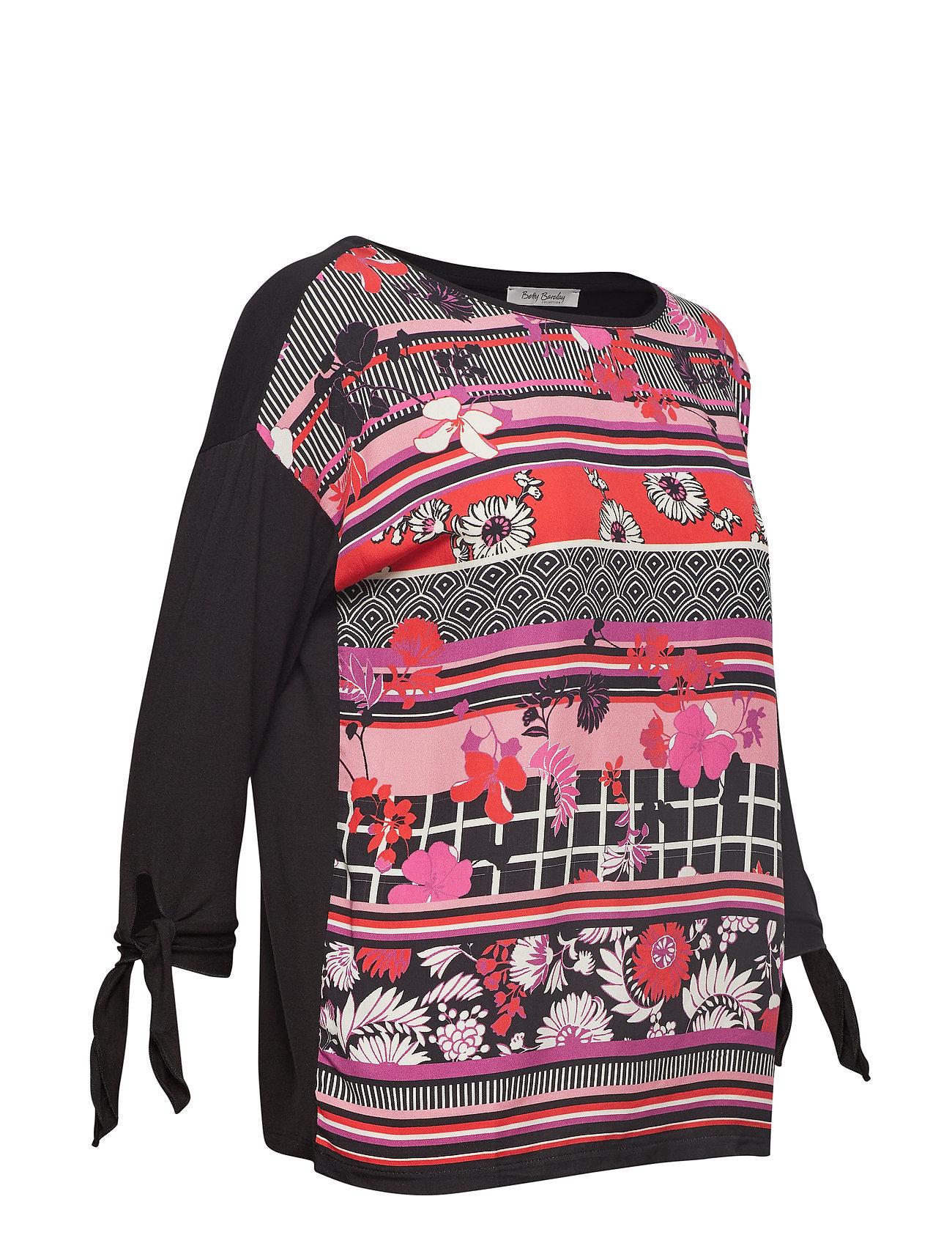 Shirt (Black/pink) (279.60 kr) - Betty Barclay
