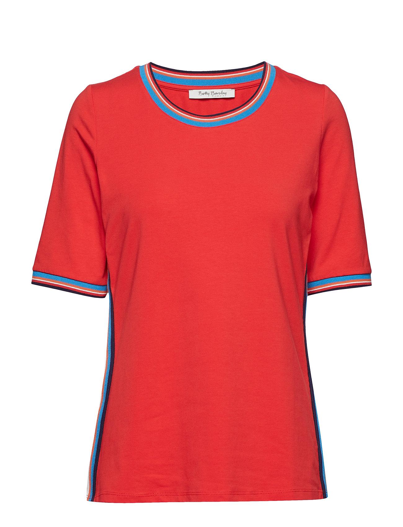 Shirt 2 Short 1 Barclay RedBetty Sleevehibiscus hdtsQr