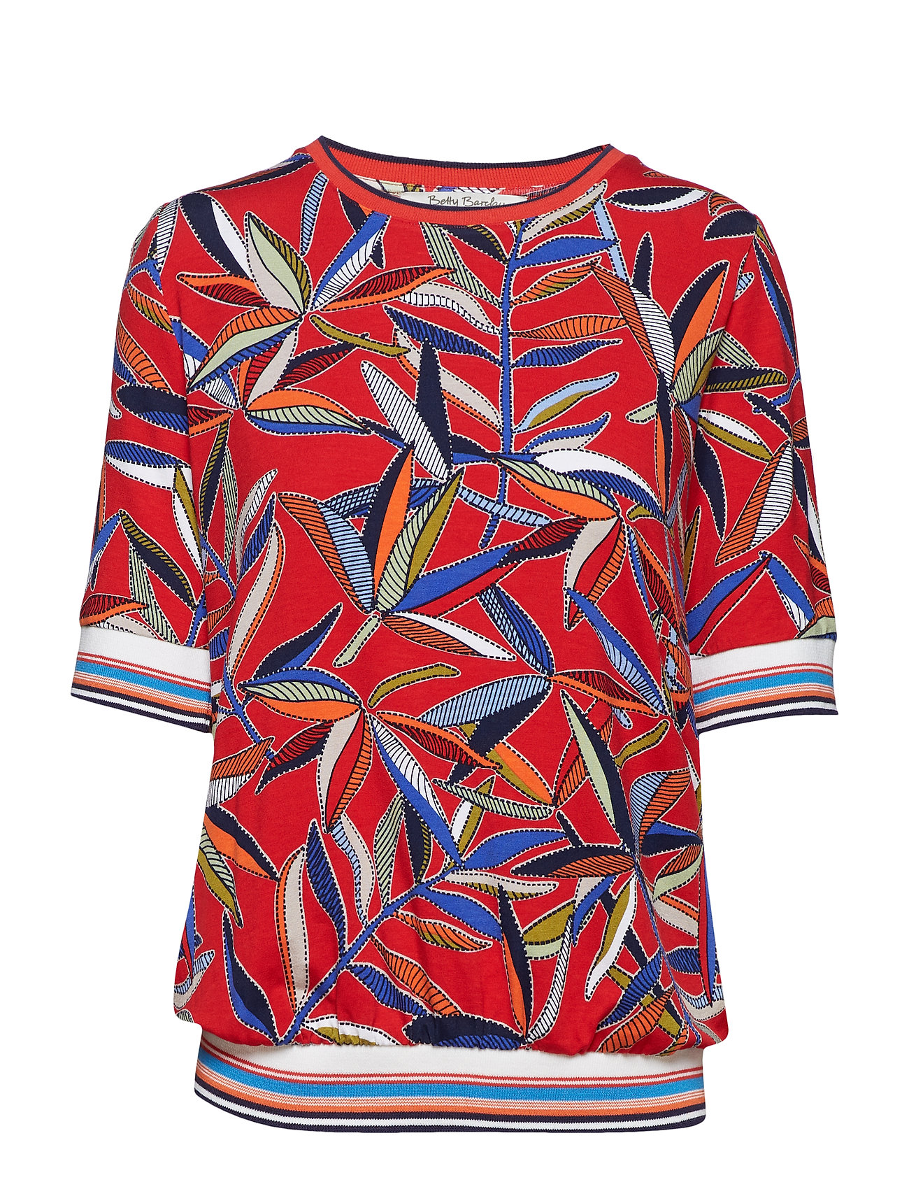 Shirt Barclay Short blueBetty Sleevered 1 2 08kPnwO