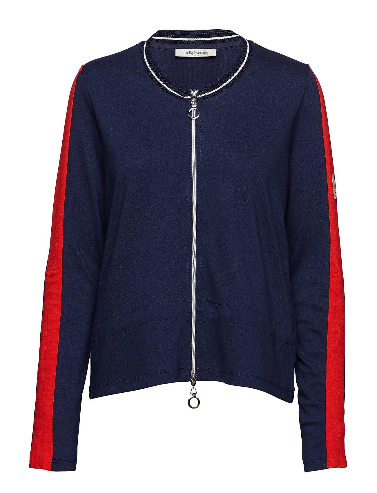 Betty Barclay Shirt Jacket Short 1/1 Sleeve - PEACOAT BLUE