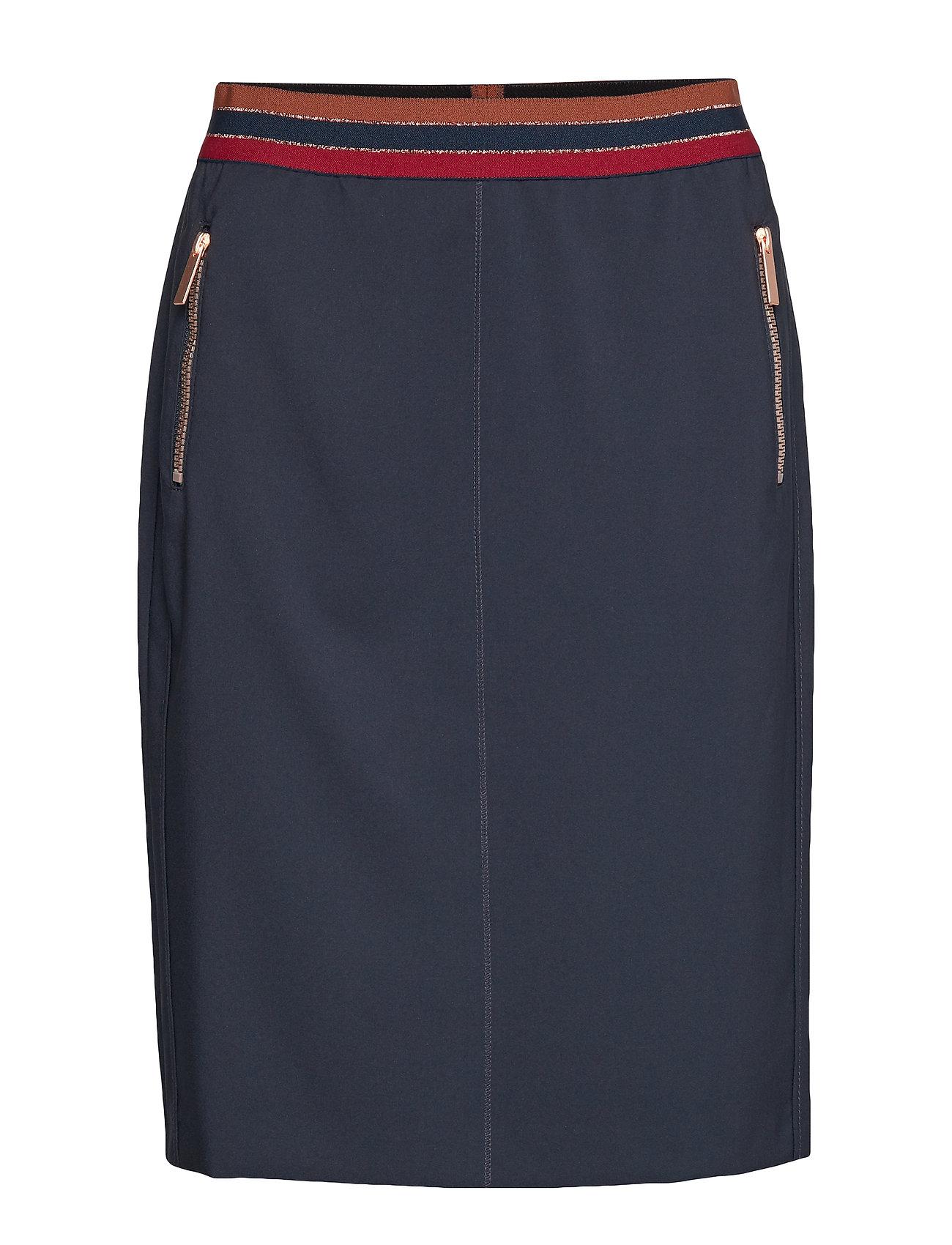 Betty Barclay Skirt Medium Length Classic - DARK SKY