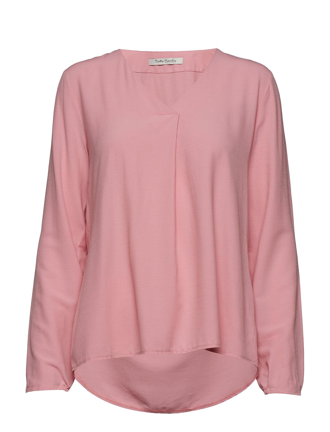 Betty Barclay blouse - SEA PINK