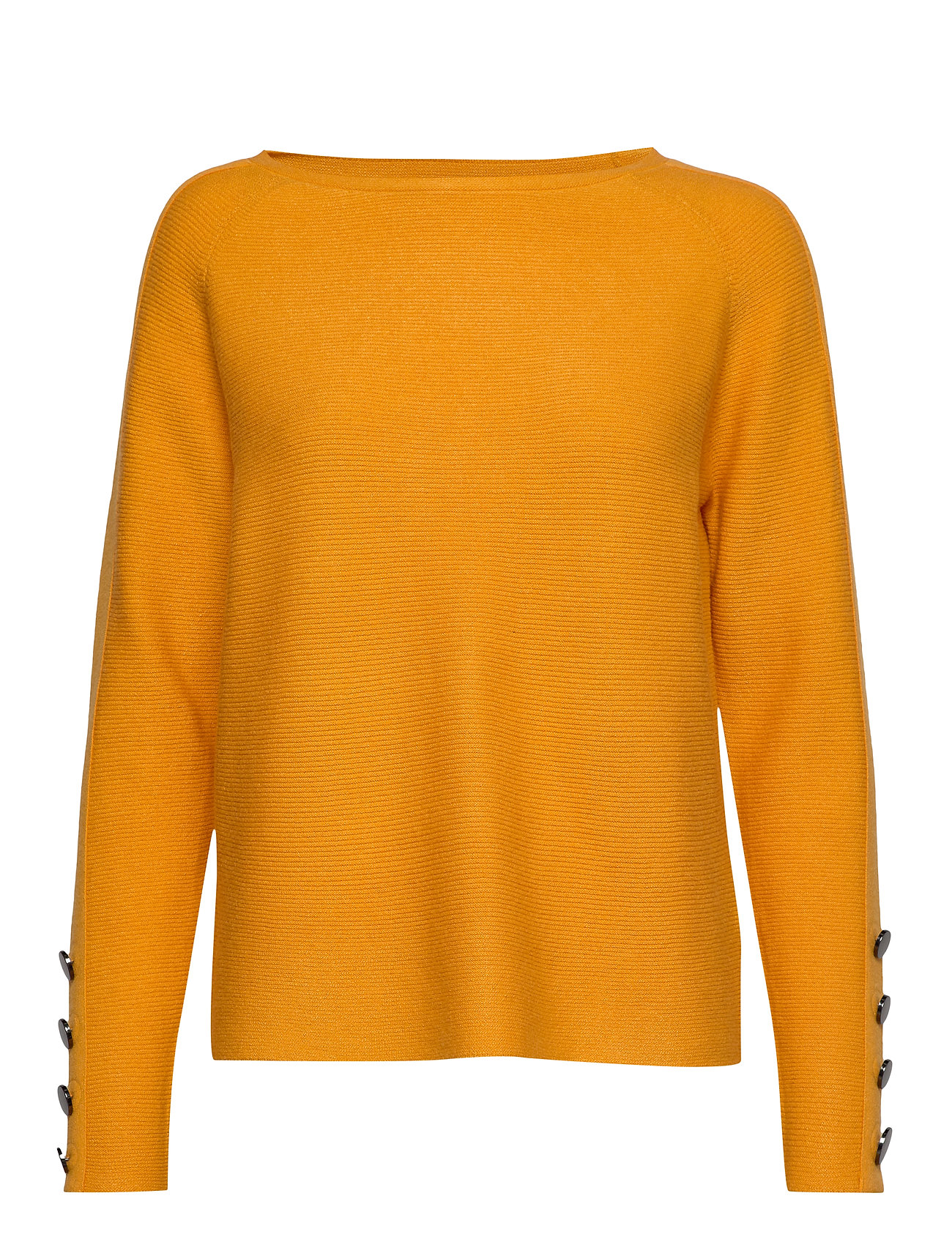 Betty Barclay Knitted Pullover Short 1/1 Sle - GOLDEN GLOW