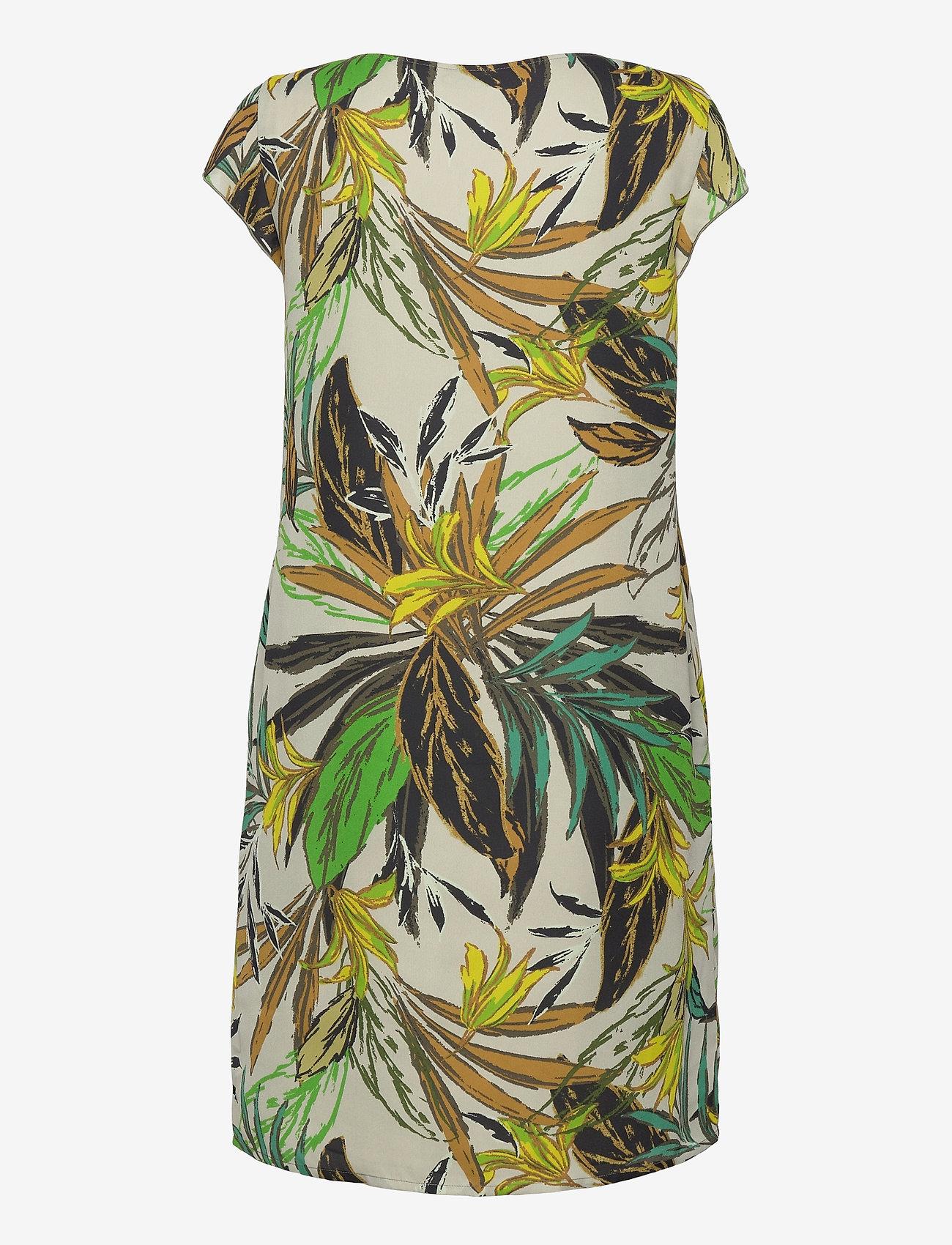 Betty Barclay - Dress Short 1/2 sleeve - sommerkjoler - green/green - 1