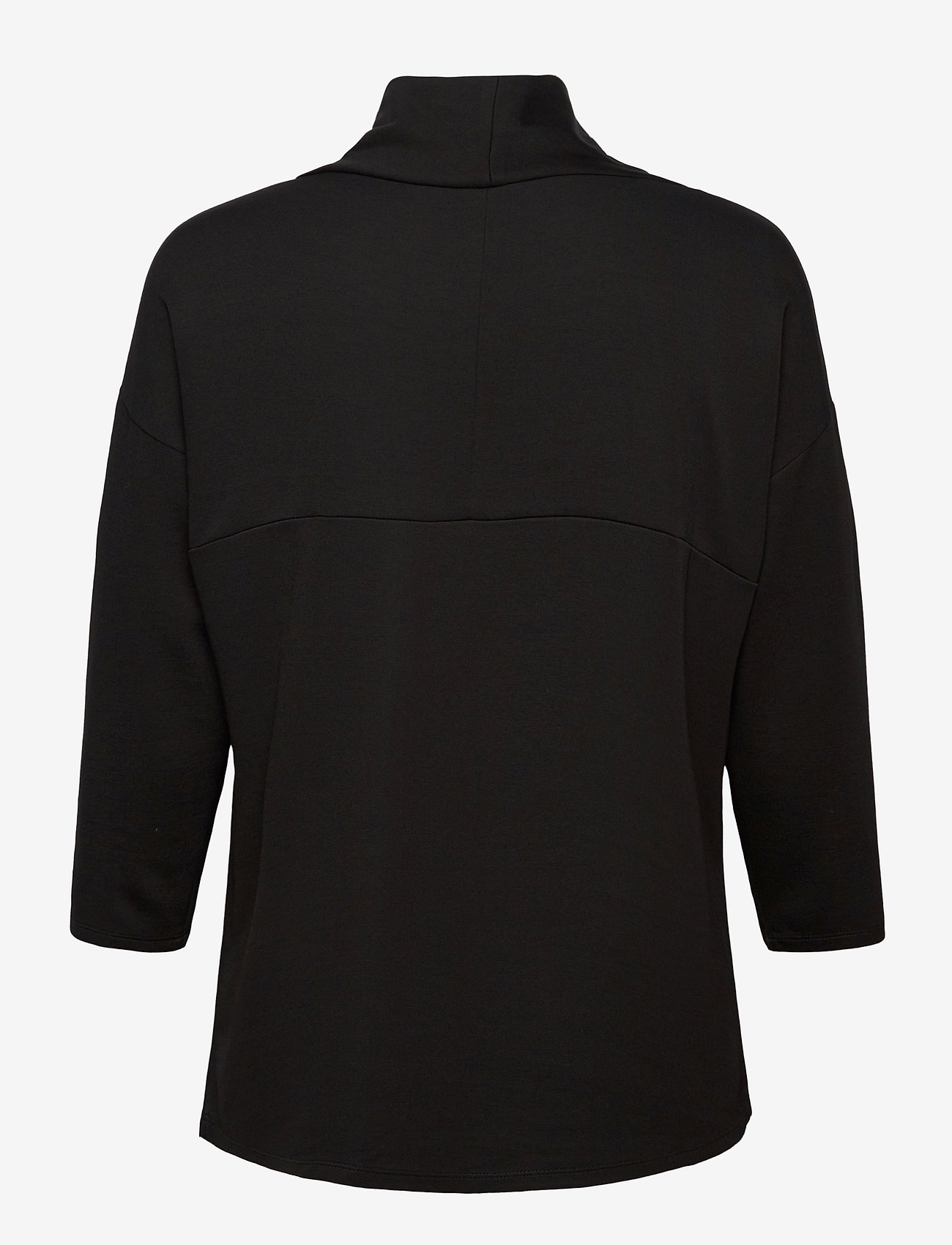 Sweat Short 3/4 Sleeve (Black) (38.99 €) - Betty Barclay fFrTx