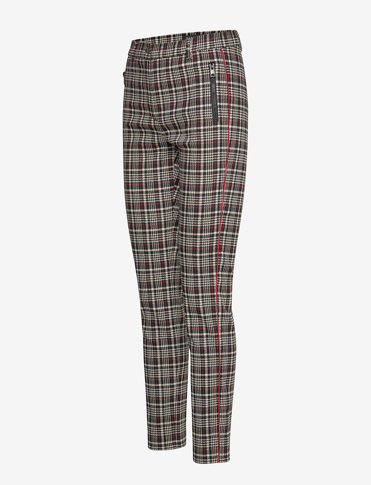 Pants Classic 1/1 Length (Black/cream) (519.60 kr) - Betty Barclay