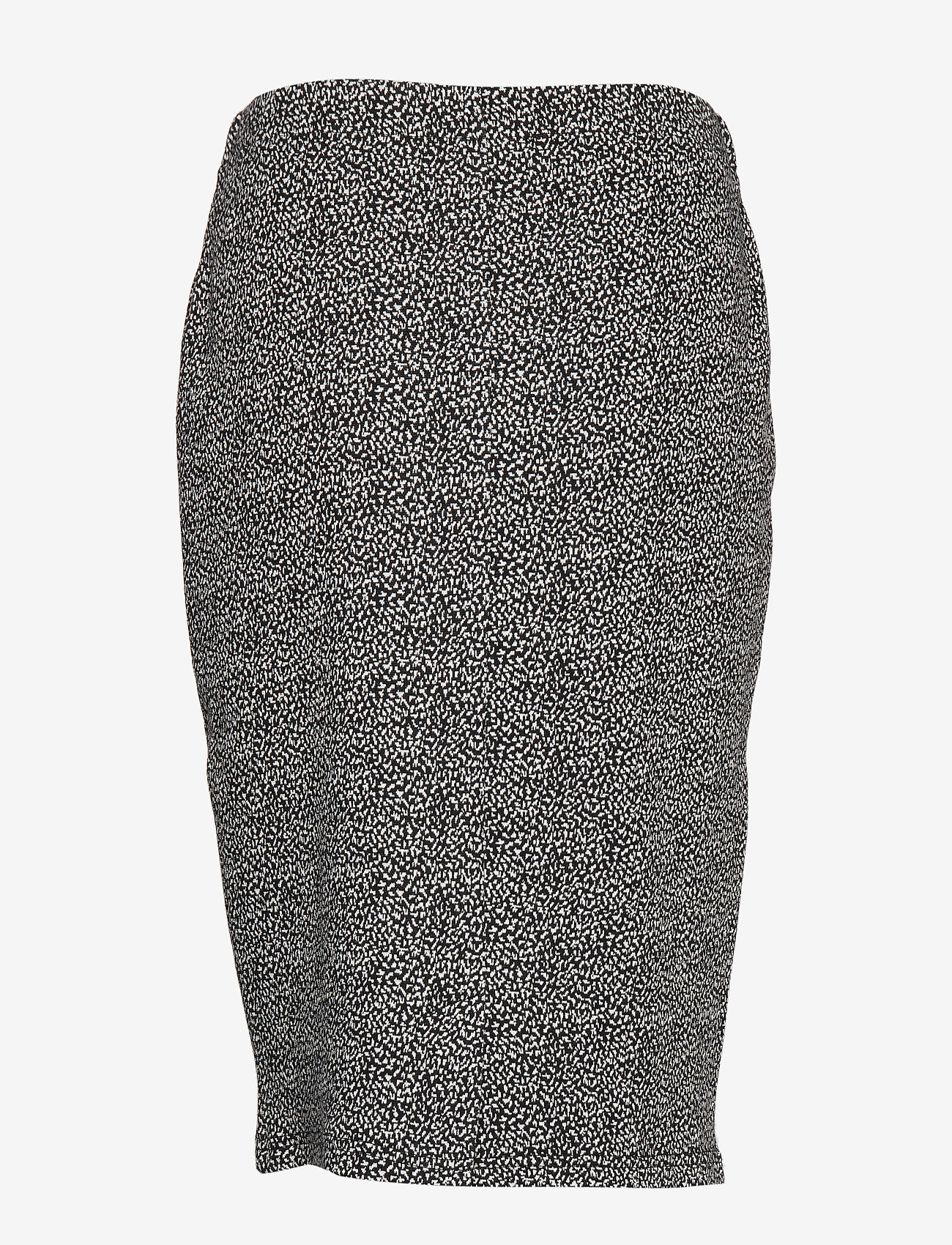 Skirt Medium Length Classic (Black/cream) (339.60 kr) - Betty Barclay