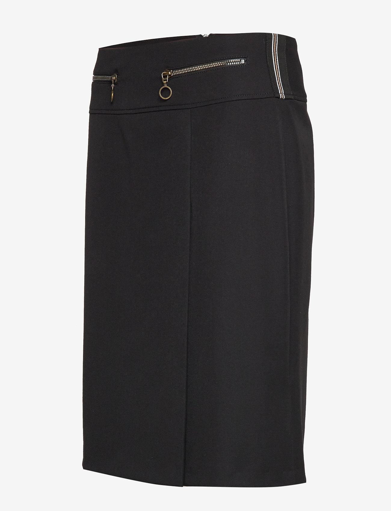 Skirt Medium Length Classic (Black) (459.60 kr) - Betty Barclay