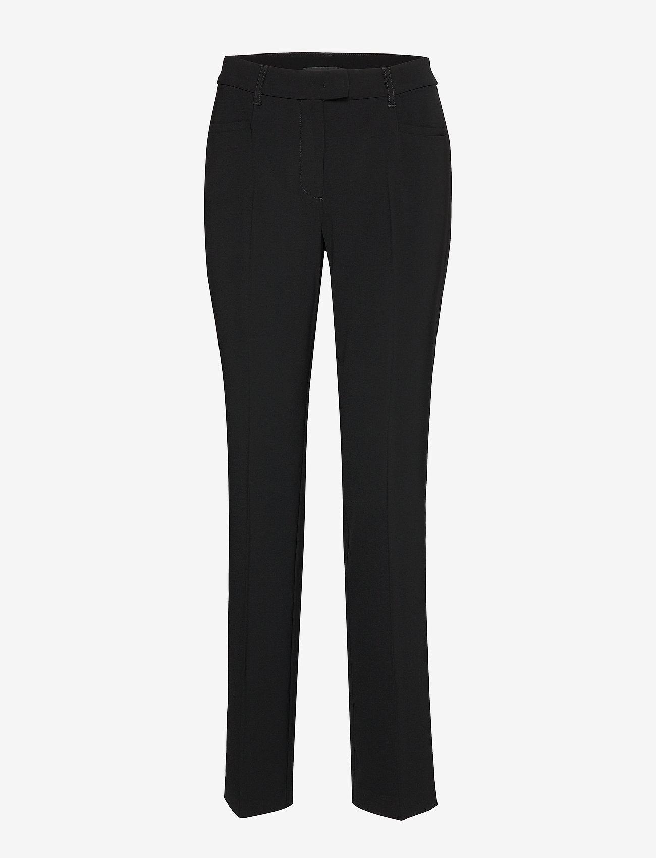 Betty Barclay - Pants Classic 1/1 Length - raka byxor - black - 0