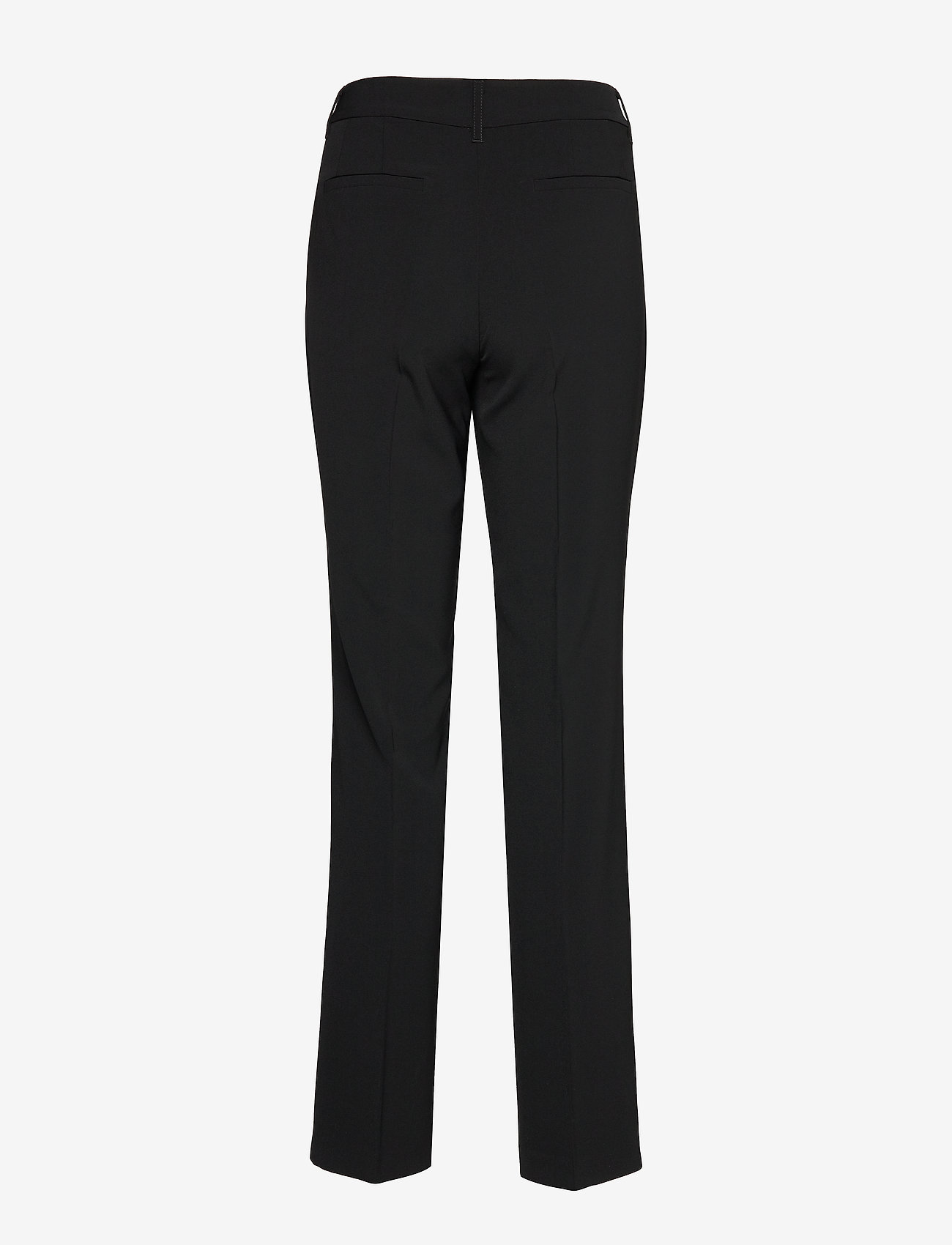 Betty Barclay - Pants Classic 1/1 Length - raka byxor - black - 1