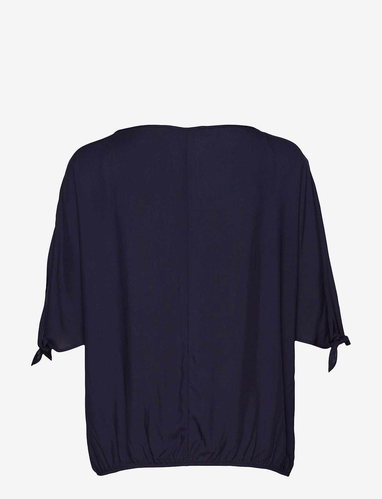 Blouse Short 1/2 Sleeve (Dark Sky) (339.60 kr) - Betty Barclay