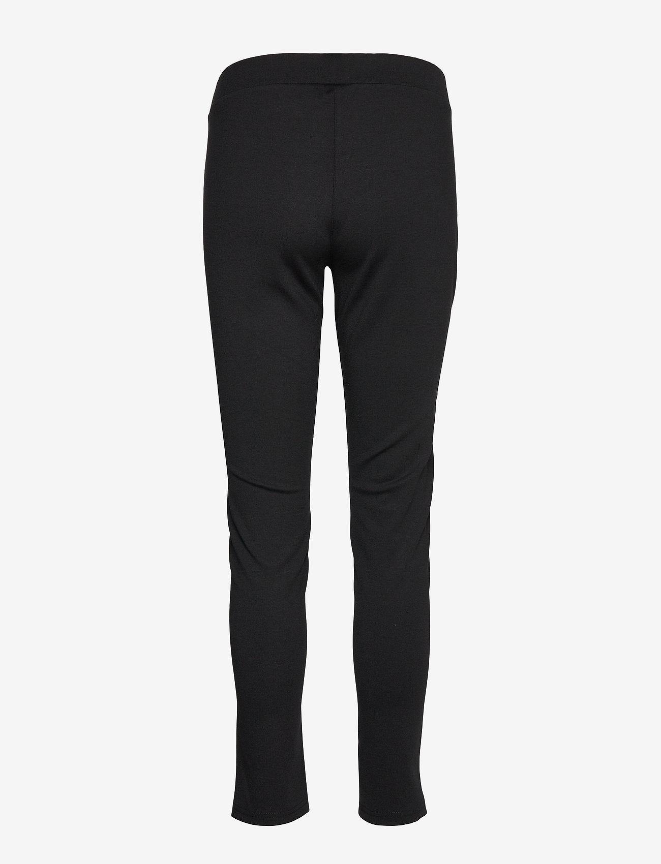Betty Barclay - Pants Classic 1/1 Length - lederhosen - black - 1