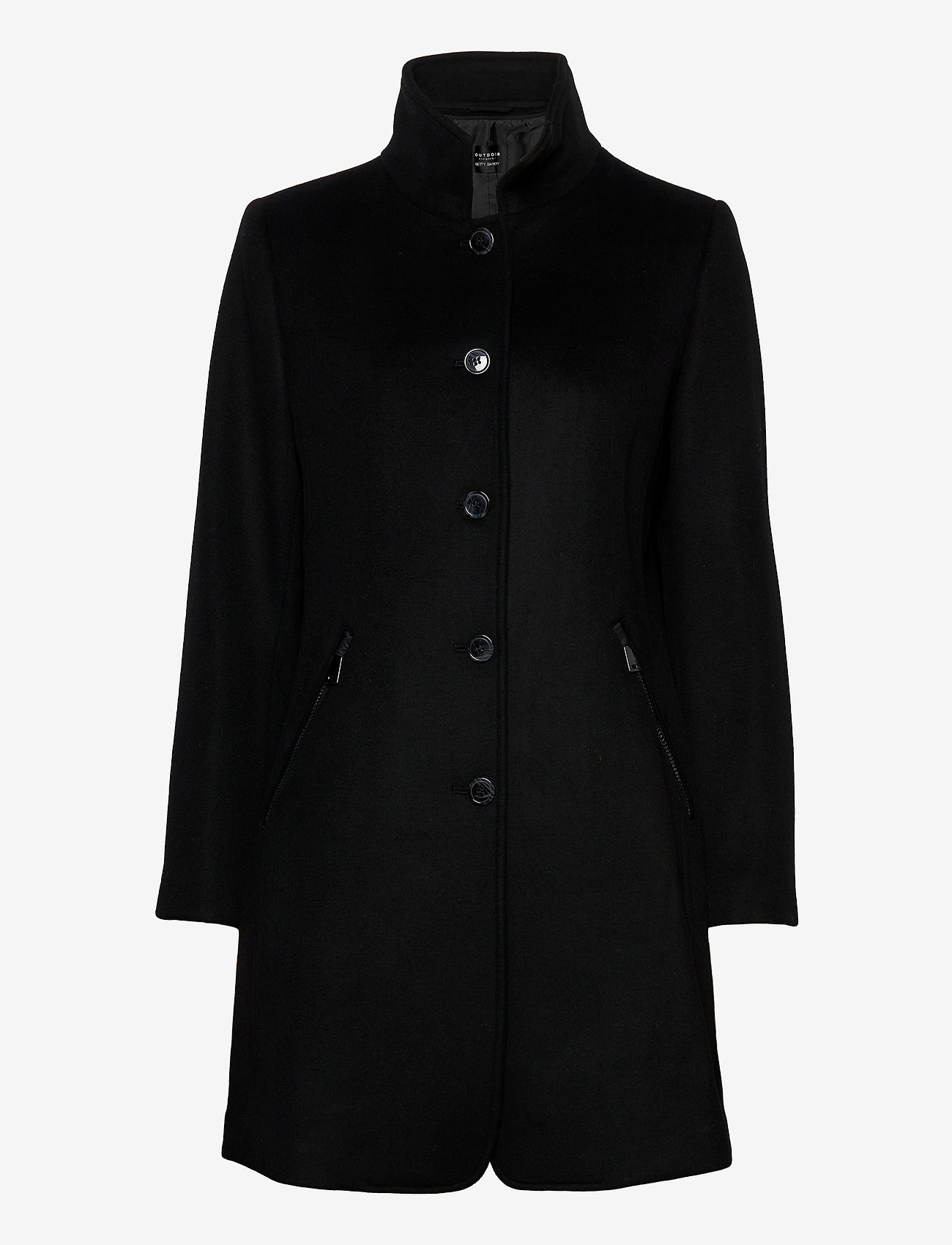 Betty Barclay - Jacket Wool - wool jackets - black - 0