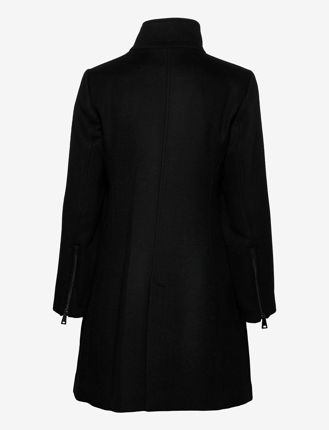 Betty Barclay - Jacket Wool - wool jackets - black - 1