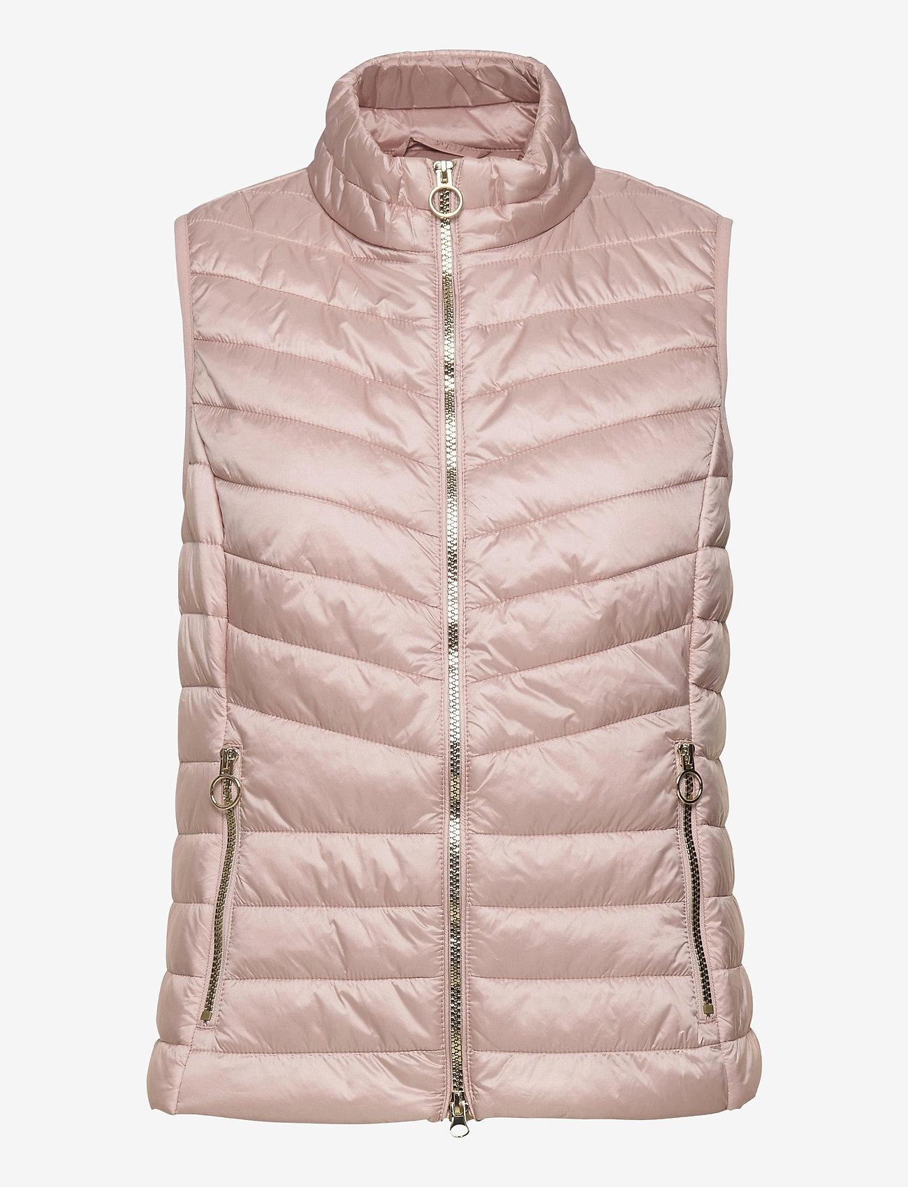 Betty Barclay - Vest Wadding - puffer vests - misty light rose - 0