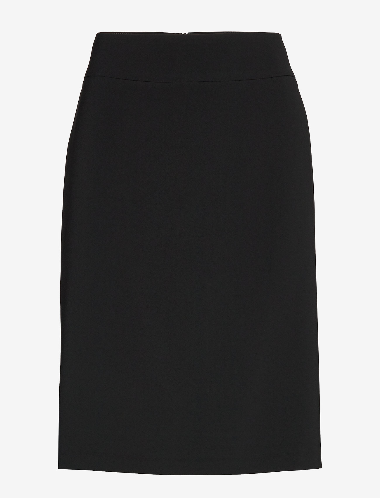 Betty Barclay - Skirt Medium Length Classic - midi kjolar - black - 0