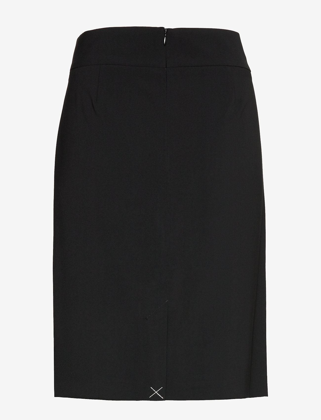 Betty Barclay - Skirt Medium Length Classic - midi kjolar - black - 1