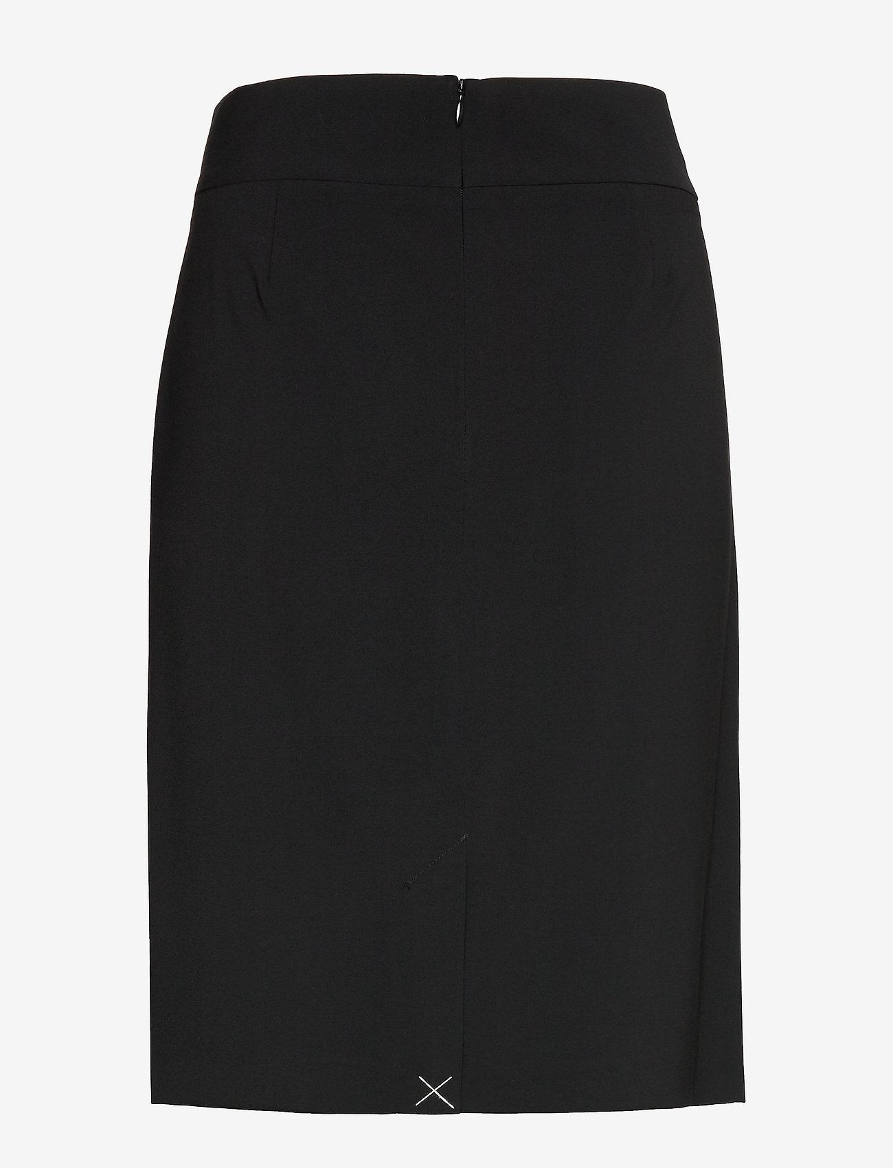 Betty Barclay Skirt Medium Length Classic - Spódnice BLACK - Kobiety Odzież.