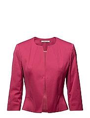 Blazer Jacket Short 3/4 Sleeve - LILAC ROSE