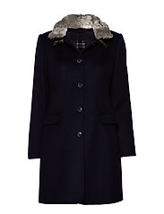 Jacket Wool - DEEP NAVY