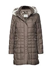 Jacket Wadding - BROWN