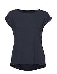 Shirt Long without Sleeve - DARK SKY