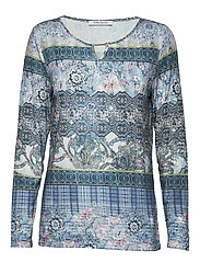 Shirt Short 1/1 Sleeve - VARICOLORED