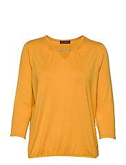 Shirt Short 3/4 Sleeve - GOLDEN GLOW