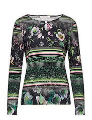 shirt - GREEN SHADES
