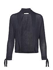 Shirt Jacket Short 3/4 Sleeve - DARK SKY