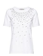 Shirt Short 1/2 Sleeve - BRIGHT WHITE