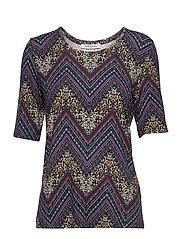 Shirt Short 1/2 Sleeve - VARICOLORED