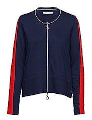 Shirt Jacket Short 1/1 Sleeve - PEACOAT BLUE