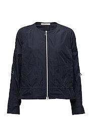 Blazer Jacket Short 1/1 Sleeve - DARK SKY
