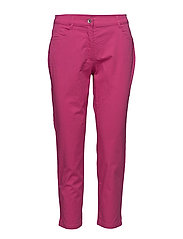 Pants Casual 7/8 Length - PINK FUCHSIA