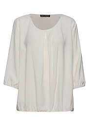 Blouse Short 3/4 Sleeve - OFFWHITE