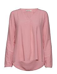 blouse - SEA PINK
