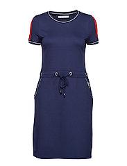Dress Short 1/2 sleeve - PEACOAT BLUE