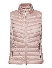 Vest Wadding - MISTY LIGHT ROSE