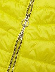 Betty Barclay - Vest Wadding - puffer vests - neon yellow - 3
