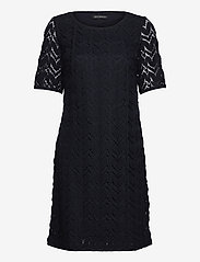 Betty Barclay - Dress Short 1/2 sleeve - sommerkjoler - dark sky - 0