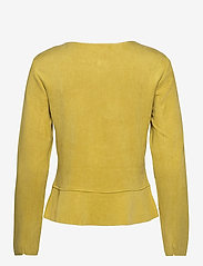 Betty Barclay - Blazer Jacket Short 1/1 Sleeve - colberts - golden olive - 1