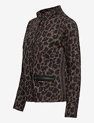 Betty Barclay - Blazer Jacket Short 1/1 Sleeve - colberts - black/taupe - 2
