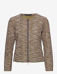 Betty Barclay - Blazer Jacket Short 1/1 Sleeve - colberts - dark blue/yellow - 0